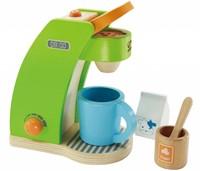 Hape houten keuken accessoires Koffiemachine-1