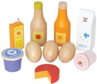 Hape houten keuken accessoires Healthy Basics-1