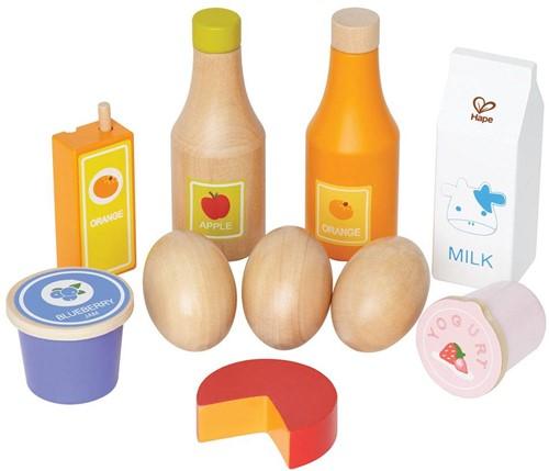 Hape houten keuken accessoires Healthy Basics