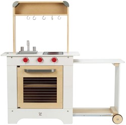 Hape houten keuken accessoires Cook 'n Serve Kitchen