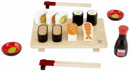 Hape houten keuken accessoires Sushi selection