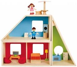 Hape houten poppenhuis Fantasie huis