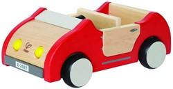 Hape houten poppenhuis accesoires Familie auto