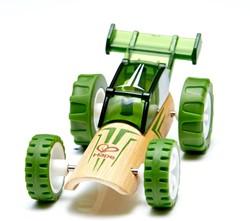 Hape houten speelvoertuig Baja