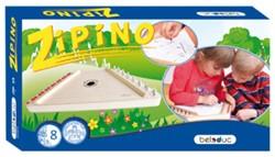 Beleduc  houten kinderspel Zipino - Cimbaal