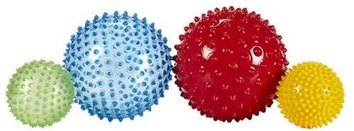 Edushape Sensory Balls Mega Pack Set of 4
