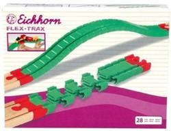 Eichhorn  Flex trax: Rechte rails