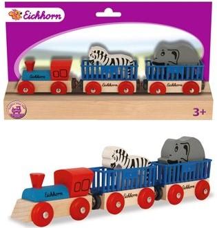 Eichhorn  trein met dieren 5 dlg