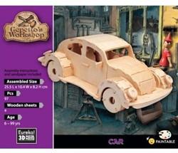 Gepetto's Workshop Car