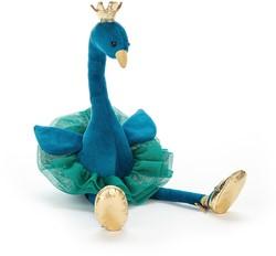 Jellycat knuffel Fancy Peacock -34cm
