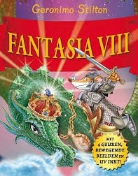 Kinderboeken  Geronimo Stilton leesboek Fantasia 8