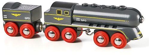 BRIO Zwarte hogesnelheidstrein - 33697