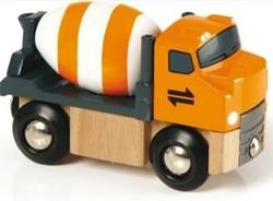 Brio  houten trein accessoire Betonmixer 33556