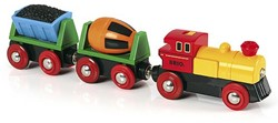 Brio  houten trein Action trein 33319