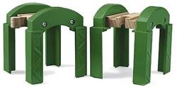 Brio  houten trein accessoire Brugpeilers 33253