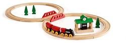 Brio  houten trein set Klassieke treinset 33028