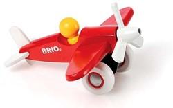 Brio  houten speelvoertuig Sportvliegtuig 30205