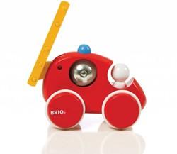 Brio  houten speelvoertuig Brandweerauto 30197