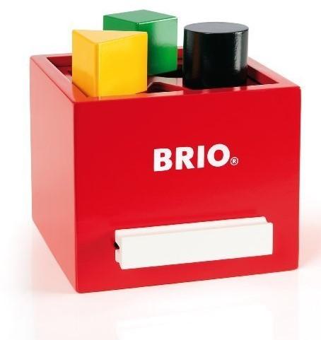 BRIO Rode vormenstoof - 30148