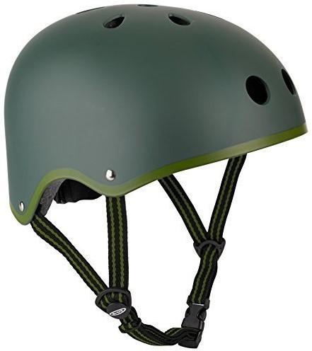 Micro step Helm Legergroen - maat M