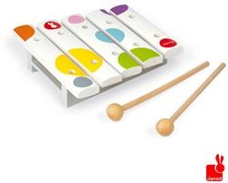 Janod  Confetti houten muziekinstrument Xylofoon mini