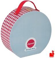 Janod  houten keuken accessoire Chunky groente & fruit magnetisch-2