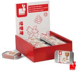 Janod  kleinspeelgoed Houten puzzels