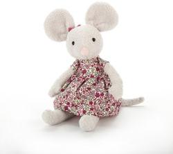Jellycat knuffel Fleur Mouse -27cm