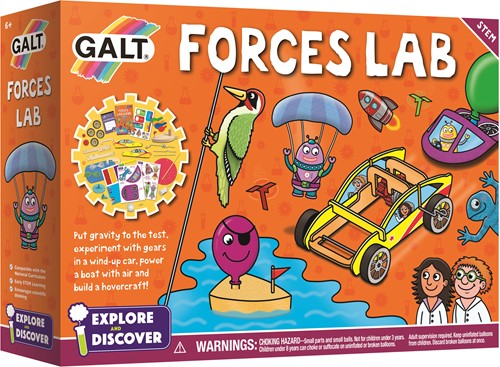 Galt Explore and discover - Forces Lab