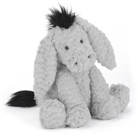 Jellycat knuffel Fuddlewuddle Ezel Medium 23cm