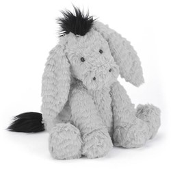 Jellycat Fuddlewuddle Donkey Medium - 23cm