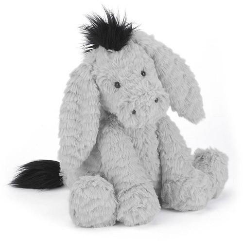 Jellycat knuffel Fuddlewuddle Donkey Medium 23cm
