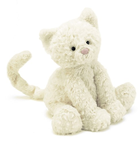 Jellycat knuffel Fuddlewuddle Kat Medium 23cm