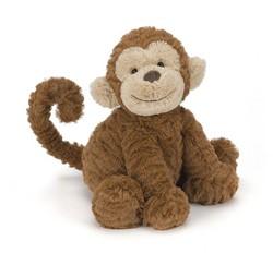 Jellycat  Fuddlewuddle Monkey Medium - 23 cm