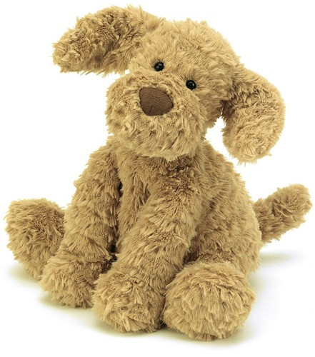 Jellycat knuffel Fuddlewuddle Puppy Medium 23cm
