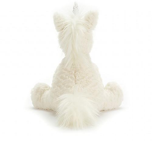 Jellycat knuffel Fuddlewuddle Eenhoorn Medium 23cm-3