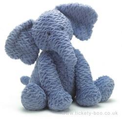 Jellycat knuffel Fuddlewuddle Elephant Huge -44cm
