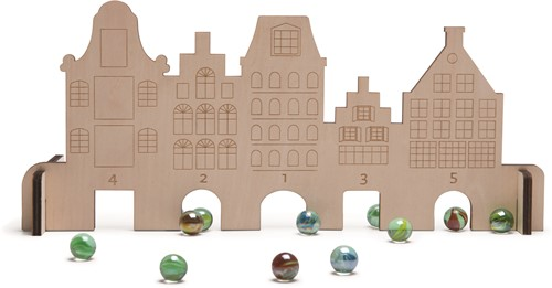BS Toys Marble House