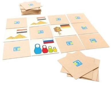 Buitenspeel  houten buitenspel World Game-1