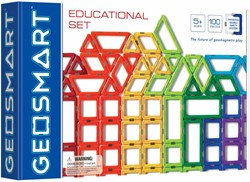 Geosmart Educational Set - 100 onderdelen