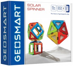 Geosmart constructie speelgoed Solar Spinner - 23 onderdelen