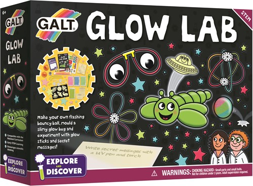 Galt Explore and discover - Glow Lab