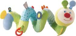 Haba  box en maxi cosi speelgoed Spiraalmobiel Lenterups
