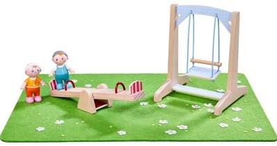 HABA Little Friends - Speelset Speeltuin