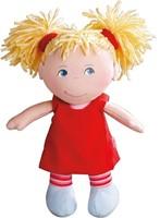 Haba  Lilli and friends knuffelpop Poppenzusjes Lennja & Elin - 30 cm en 18 cm-2