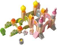 Haba  houten bouwblokken Groot sprookjesslot 301142-1