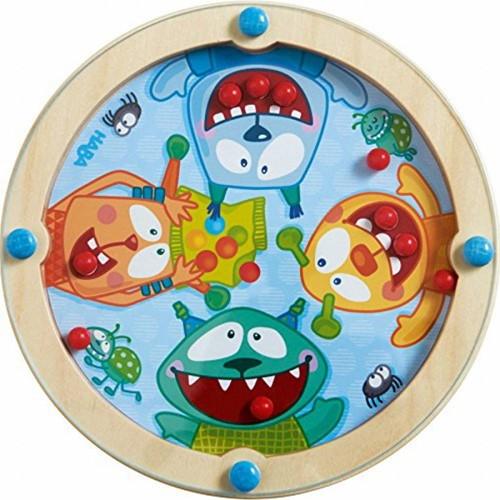 Haba  kinderspel Behendigheidsspel Minimonsters