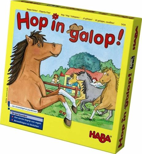 HABA Spel - Hop in galop!