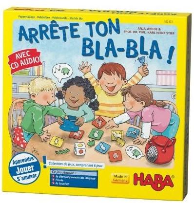 HABA PROMO - Spel - Babbelbox (Franse verpakking met Nederlandse handleiding)