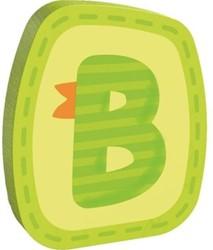 Haba  decoratie houten letter B